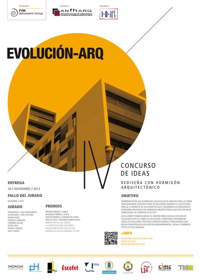 EVOLUCIÓN ARQ 685
